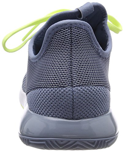 Adidas De Tennis Chaussures Bounce Jaune Gel Grey Gris Hommes Defiz Semi Blanc raw rnBaqwrC