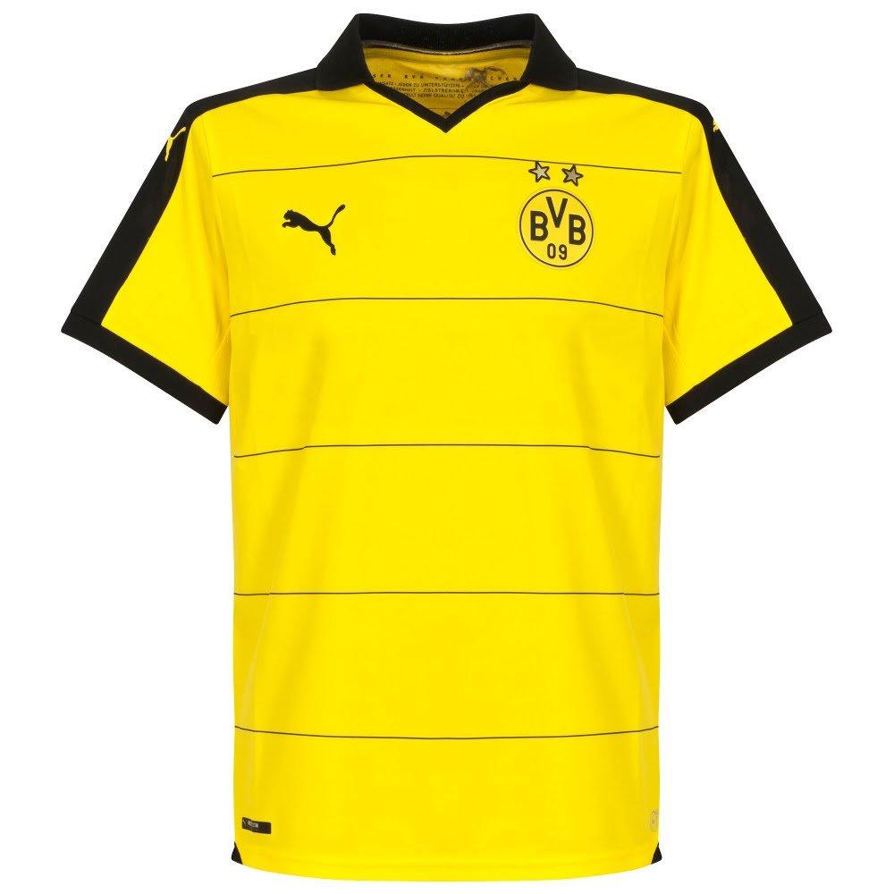 Puma Borussia Dortmund camiseta de la temporada (sin patrocinador ...