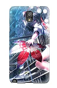 Michael paytosh Dawson's Shop New Style 5453135K92600682 Durable Defender Case For Galaxy Note 3 Tpu Cover(anime - Touhou)