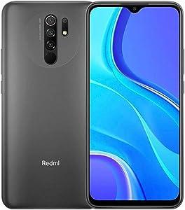 "Xiaomi Redmi 9 Unlocked RAM Dual Sim 32GB 3GB RAM 6.53"" International Global Version (Carbon Grey)"