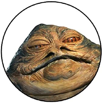 Jabba el Hutt llavero Star Wars abrebotellas (58 mm de ...