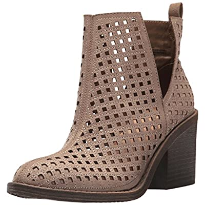 Rampage Women's OBIE Fashion Boot | Ankle & Bootie