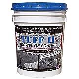 STYRO Industries 5 Gal. Foundation Grey Tuff II Foundation Coating