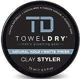 TowelDry Clay Styler-2.5 oz (73 ml)