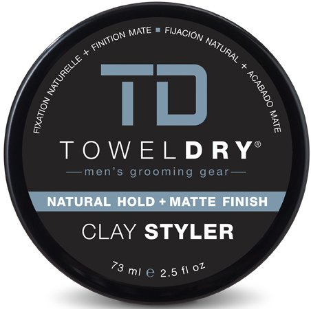 TowelDry Clay Styler-2.5 oz (73 ml)