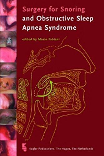 - Surgery for Snoring and Obstructive Sleep Apnea