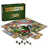 zelda monopoly board game - The Legend of Zelda Collectors Edition family board game Monopoly New