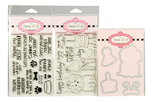 The Stamps of Life Clear Stamps & Dies, birthday4cookie & treats4cookie with Cookie dies