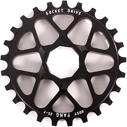 NEW Odyssey Tom Dugan Fang Sprocket 28t Black