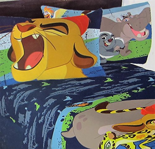 Lion King Lion Guard (FITTED SHEET ONLY) Size TWIN Boys Girls Kids Bedding