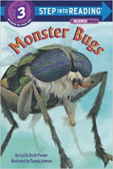 Monster Bugs (Step Into Reading - Level 3 - Quality)