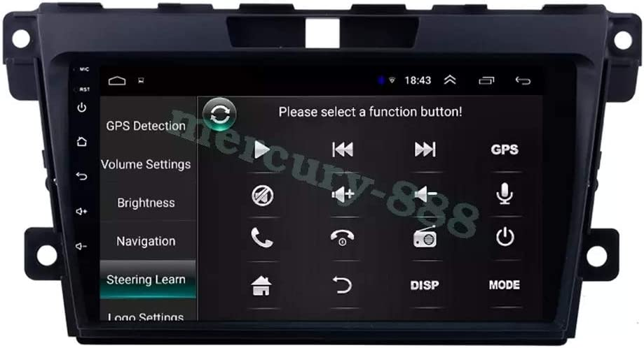9 Android 9.1 2+32 G Car Radio for Mazda CX7 2008-2015 Stereo GPS ...