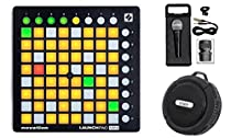 Novation LAUNCHPAD MINI MK2 MKII USB MIDI DJ Controller+Mic+Speaker