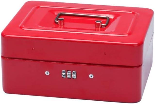 Love lamp Huchas Decorativas Banco de Previsión Caja Fuerte Hucha Dinero Caso Caja de Ahorro de contraseña de Bloqueo de Teclas secretas Cajas de Maquillaje Caja Dinero (Color : Red 2): Amazon.es: