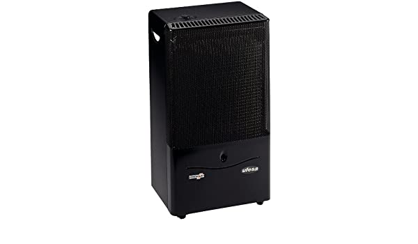 Ufesa CT2803 Negro - Calefactor (Negro, 3000 W, 430 mm, 323 mm, 783 mm, 10,2 kg): Amazon.es: Hogar