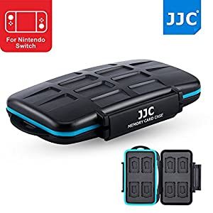 JJC Nintendo Switch Game Card Case