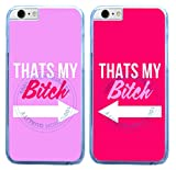 Best BleuReign Friend Iphone 6 And 6 Plus Cases - BleuReign(TM) Set Of 2 BFF Thats's My Bitch Review