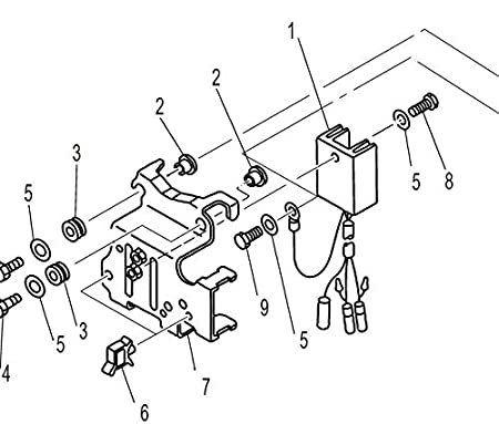 Amazon Com Boat Motor Rectifier Regulator Assy 6j8 81960 00 For
