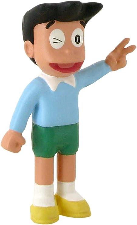 Doraemon Figura Suneo (97114), Multicolor (COMANSI 1): Amazon.es ...