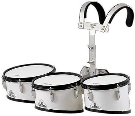 Jinbao - Triple tambor marcha: Amazon.es: Instrumentos musicales