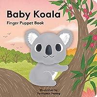 Baby Koala: Finger Puppet Book