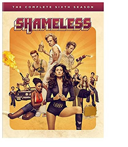 Shameless: The Complete Sixth Season (Shameless Complete Series Dvd)