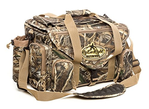 Rig'Em Right Waterfowl Shell Shocker Blind Bag - Max-5 Camo (XL)