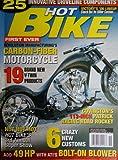 Hot Bike Magazine Vol. 37, No. 11, November 2005