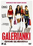 Galerianki [DVD] (English subtitles) by Anna Karczmarczyk