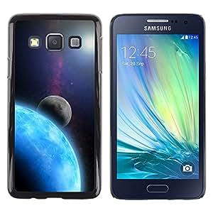 Stuss Case / Funda Carcasa protectora - Amplification Of The Earth - Samsung Galaxy A3