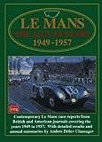 """Le Mans """"The Jaguar Years"""" 1949-1957"""