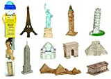 Safari 679604 Around the World TOOB, 10 Figurines