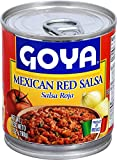 Goya Foods Salsa Roja Casera Mexican, 7-Ounce (Pack of 24)