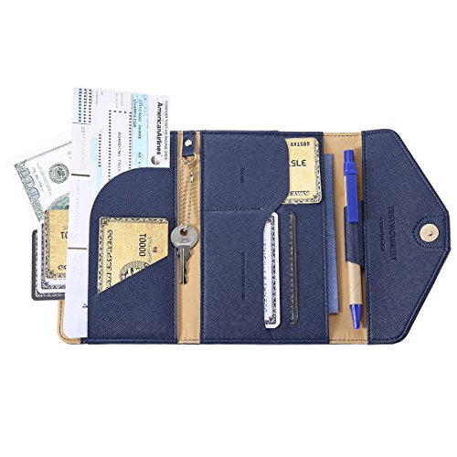 Nice designed wallet for passport