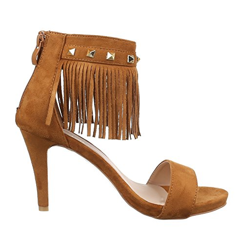 Design compensées femme Ital Camel chaussures wpWAB