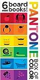 Pantone: Box of Color: 6 Mini Board Books!