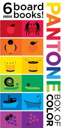 Pantone: Box of Color: 6 Mini Board - Book Board Colours