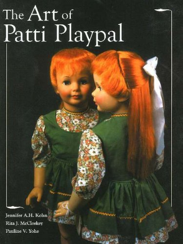 Art of Patti Playpal by Jennifer A. H. Kohn (2004-07-10)