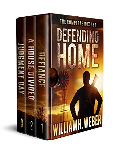 Defending Set - Defiance: The Complete Box Set (The Defending Home Series Books 1-3)