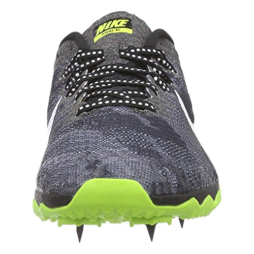 Zoom Mens Nike Black Camo Shoes White Volt Rival Spikes XC Distance Cross Country Track 5 Size zddq7wgrx