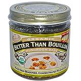 Better Than Bouillon, Organic, Mushroom Base, 8 oz (227 g) - 2pc