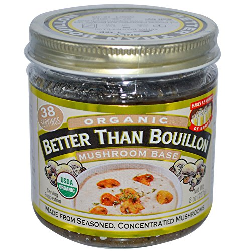 Better Than Bouillon, Organic, Mushroom Base, 8 oz (227 g) - 2pc