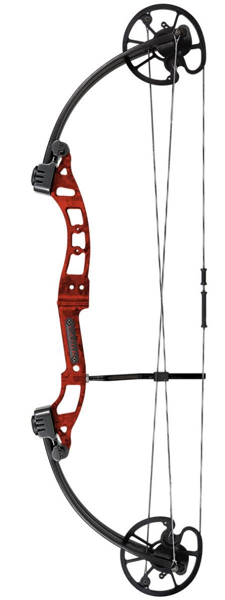 Cajun Sucker Punch Bowfishing Bow Only Features Adjustable Draw Length, 50 lb. Peak Draw Weight by Cajun Bowfishing