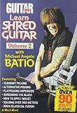 Guitar World -- Learn Shred Guitar Vol. 2 (DVD)