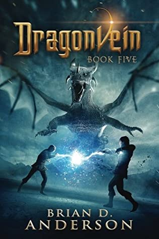 book cover of Dragonvein