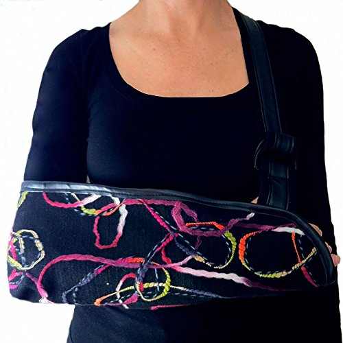 All That Jazz Fancy Fashion Arm Sling by Not Blue Designs