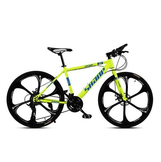 Tbagem-Yjr 6 Bicicletas De Montaña con Rueda De Corte, 26 Pulgadas ...