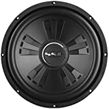 Sound Storm SSLD12 12 Inch, 1000 Watt, Dual 4 Ohm Voice Coil Car Subwoofer