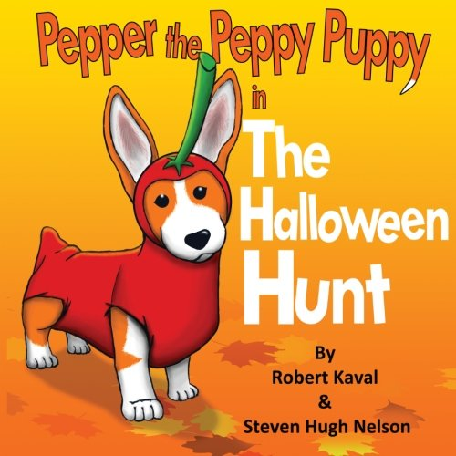 Pepper the Peppy Puppy in The Halloween Hunt -