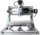 3 Axis DIY CNC Router Kit 16x10.5cm Wood Carving Engraving, PCB Milling, Engraver Machine
